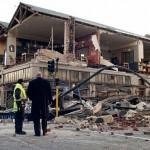 Earthquake , NZ 9/3/2010